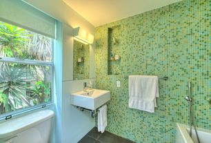 Green Full Bathroom Design Ideas Pictures Zillow Digs Zillow