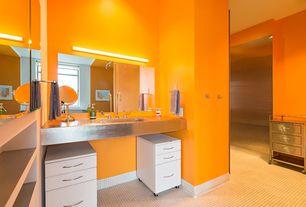 modern full bathroom with
