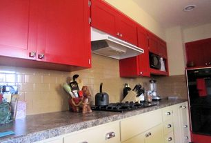 Kitchen Design Red Tiles red kitchen subway tile design ideas & pictures | zillow digs | zillow