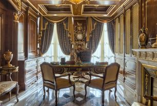 Mediterranean Dining Room Design Ideas & Pictures | Zillow Digs ...