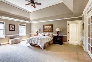 Master Bedroom Chair Rail Design Ideas Amp Pictures Zillow