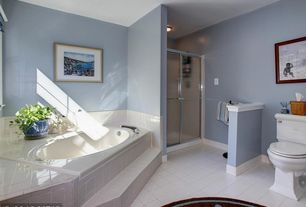 Traditional Sherwin Williams Storm Cloud Master Bathroom Zillow Digs Zillow