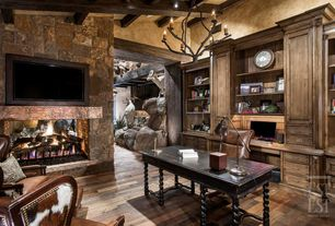Eclectic Home Office luxury eclectic home office design ideas & pictures | zillow digs