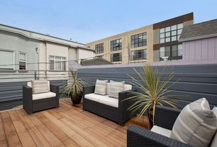 Contemporary Deck Ideas - Design, Accessories & Pictures | Zillow ...