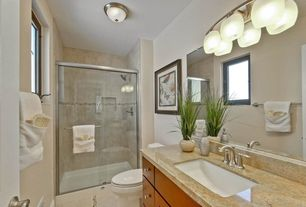 6 tags 34 bathroom with simple granite counters travertine torreon stone flush light