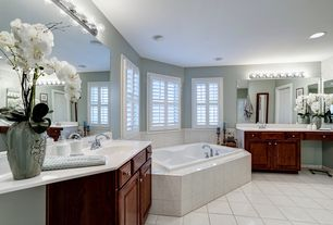 1 Tag Traditional Master Bathroom
