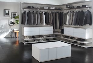 Modern Closet contemporary closet design ideas & pictures | zillow digs | zillow