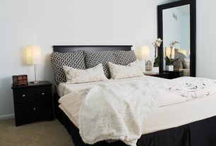 Starry Night · Guest Bedrooms. 1 Tag Contemporary Guest Bedroom With High  Ceiling, Carpet