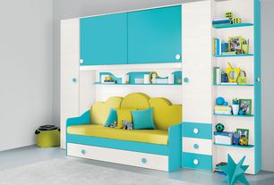 Kids Bedroom Concrete Tile Design IdeasPicturesZillow Digs