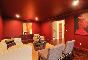 1 Tag Contemporary Living Room With Crown Molding, Carpet, High Ceiling,  Hardwood Floors. Ligionligion · Home Design Ideas