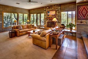 southwestern living room design ideas & pictures | zillow digs