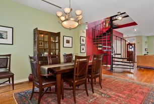 sherwin-williams svelte sage dining room built-in bookshelf