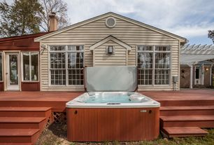 1 Tag Contemporary Hot Tub