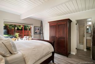5 tags transitional master bedroom with riverside 4985 cantata computer armoire amish riverview mission sleigh bed - Bedrooms By Design