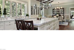 7 tags traditional kitchen with old dutch oval hanging pot rack corliving woodgrove 29 wooden swivel - Luxury White Kitchens
