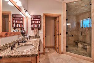 Rustic Master Bathroom rustic pink master bathroom design ideas & pictures | zillow digs
