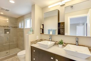 bathroom double sink design ideas & pictures   zillow digs