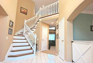 Stairs Design Ideas closets under stairs design ideas pictures remodel and decor page 17 3 Tags Traditional Staircase With Carpet Limestone Tile Floors High Ceiling