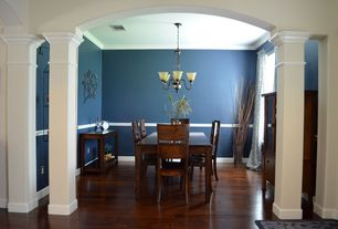 4 Tags Traditional Dining Room With Jasper Engineered Hardwood