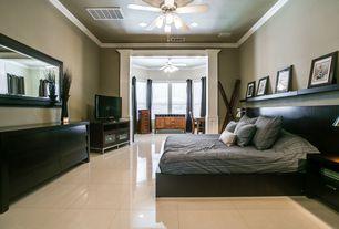 Master Bedroom 12x12 orange bedroom crown molding design ideas & pictures   zillow digs