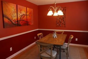 red dining room ideas - design, accessories & pictures | zillow