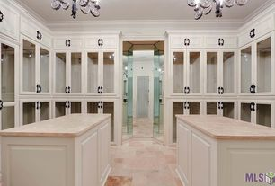 3 Tags Traditional Closet With Luxury Wood Custom Closets, Botticino  Semiclassico Marble