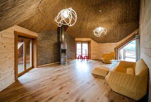 Art Deco Brown Living Room Design IdeasPicturesZillow Digs