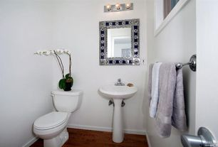 Traditional Powder Room With Powder Room U0026 Pedestal Sink | Zillow Digs |  Zillow