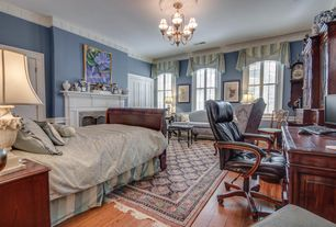 Luxury Master Bedroom Chair Rail Design Ideas Pictures Zillow Digs Zillow