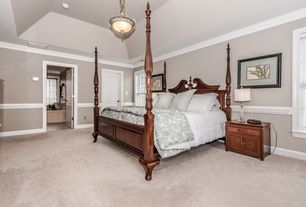 Master Bedroom Chair Rail Design Ideas & Pictures | Zillow Digs ...