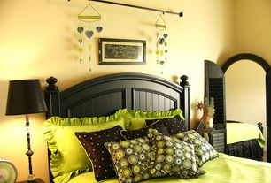 yellow bedroom furniture. 2 tags Contemporary Guest Bedroom with Solid Wood Arch Panel Kids Headboard  in Black Yellow Ideas Design Accessories Pictures Zillow