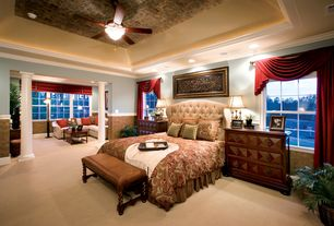 luxury bedroom interior wallpaper zillow digs
