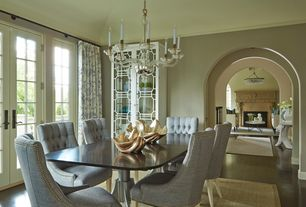 Sherwin-Williams Sheraton Sage Dining Room | Zillow Digs | Zillow