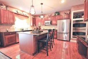 Mid-Range Pink Kitchen Design Ideas & Pictures | Zillow Digs | Zillow