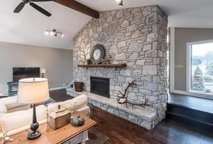 Living Room Fireplace Design Ideas & Pictures | Zillow Digs | Zillow