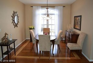 Dining Room Hardwood Floors Design Ideas Pictures
