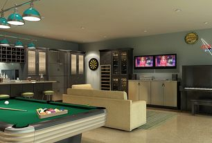 Contemporary Game Room Design Ideas Pictures Zillow Digs Zillow