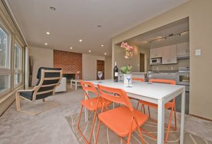 Modern Dining Room With Carpet In Daly City, CA | Zillow Digs | Zillow