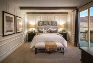 Master Bedroom Wainscoting Design Ideas amp Pictures