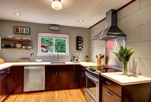 Kitchen simple granite design ideas pictures zillow for Kitchen without wall units