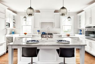 Transitional White Kitchen transitional white kitchen design ideas & pictures | zillow digs