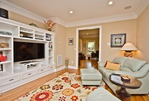 5 Tags Eclectic Living Room With Hardwood Floors, Parker House  Entertainment Center Hartford PH HAR  Part 90