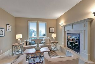 Transitional Fireplace Design Ideas & Pictures | Zillow Digs | Zillow