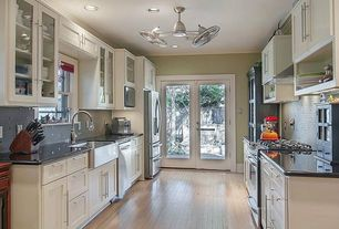 Cottage kitchen with galley by kevin macicek zillow digs for Pictures of updated galley kitchens
