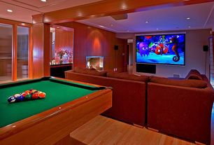 Red game room ideas design accessories pictures - Family game room ideas ...