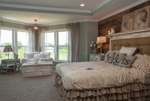 Country Master Bedroom Crown Molding | Zillow Digs | Zillow