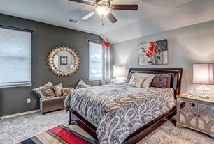 2 Tags Contemporary Guest Bedroom