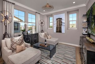 Mid-Range Home Theater Design Ideas & Pictures | Zillow Digs | Zillow