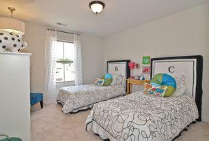 3 tags modern kids bedroom with bronze regency 2 light flush mount ceiling fixture carpet flush