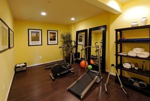 contemporary home gym contemporary home gym obbinwinters2 home design ideas - Home Gym Design Ideas